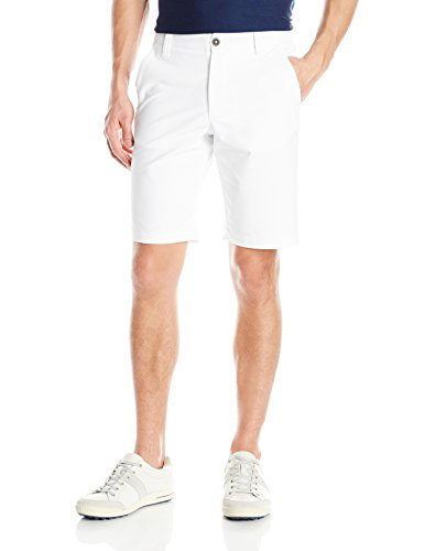 Under Armour Match Play Golf Shorts Herren, Herren damen, - blanc
