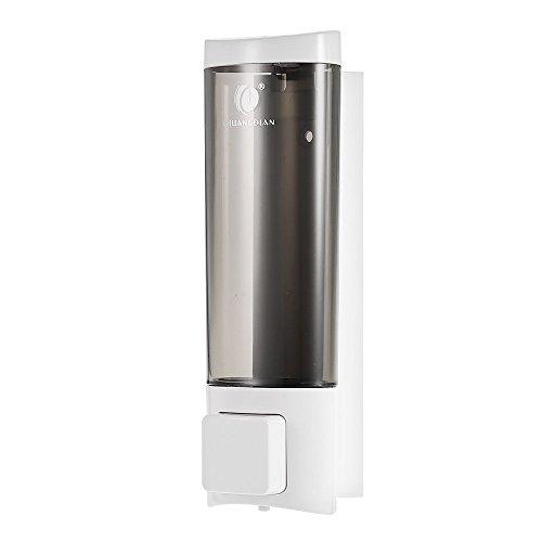 Dispenser Bar Soap (Anself CHUANGDIAN Seifenspender zur Wandbefestigung für Duschgel Shampoo Seife 200ml)