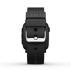 "Pebble Time - Smartwatch (pantalla 1.25"", Bluetooth, ARM Cortex-M3), color negro"