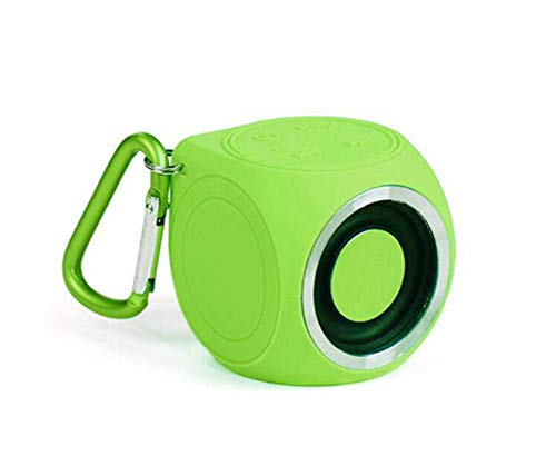 HS-TWYBYX Subwoofer Portable Bluetooth Musique Haut-Parleur Stéréo sans Fil BT Haut-Parleur Étanche Voyage Son (Couleur Aléatoire) 4