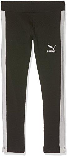 PUMA Kinder Classic Leggings T7 Tights, Cotton Black, 164
