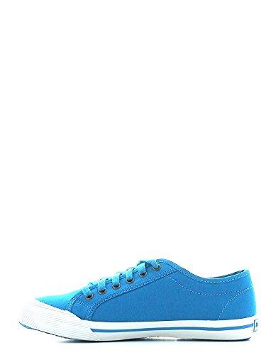 LE COQ SPORTIF SCARPE DEAUVILLE blue jewel CELESTE