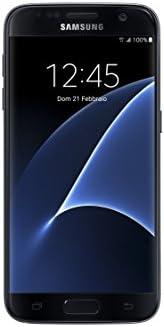 Samsung Galaxy S7 SM-G930F 32GB 4G Negro - Smartphone (SIM única, Android, NanoSIM, GSM, HSPA+, LTE) [Importado de Italia]