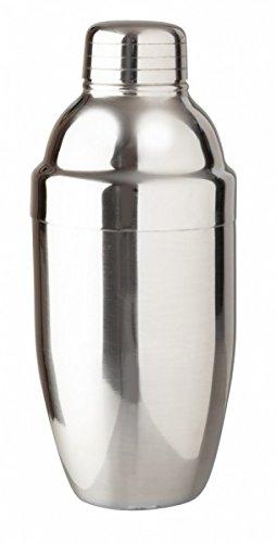 Beaumont df233mezclar Piccolo Mini Cobbler Cocktail Shaker -
