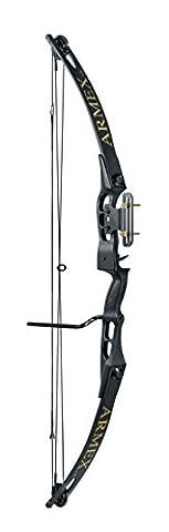 Armex U.K. Sportbogen Protex Compound Adult 27.2 kg Zuggewicht, 2.2238 (Hunter Bow)