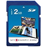 MyMemory 2GB SD Card