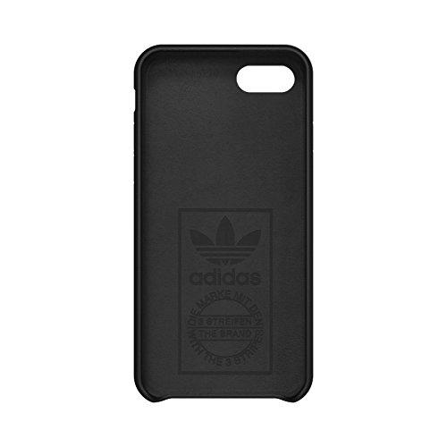 adidas 25860 Originals slim case Schutzhülle für Apple iPhone 7 schwarz Schwarz