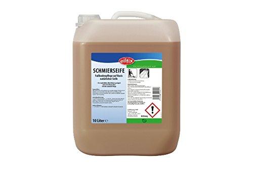 Schmierseife flüssig - Fußbodenreiniger - Reinigen wie ein Profi - 10 Liter - 1 Kanister -