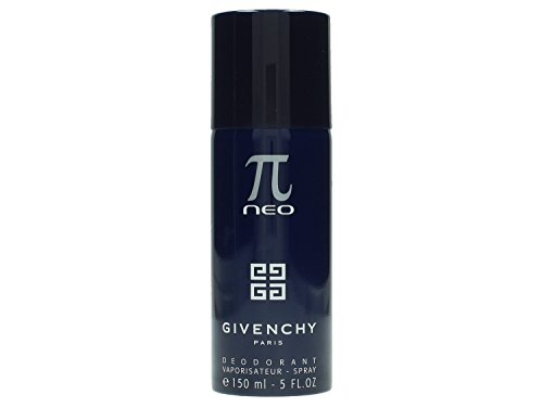 Givenchy Pi Neo homme/men, Deodorant, Vaporisateur/Spray 150 ml, 1er Pack (1 x 0.213 kg) (Givenchy Pi Neo)