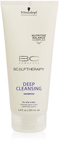 Schwarzkopf Bonacure Haarshampoo Deep Cleansing, 1er Pack (1 x 200 ml)
