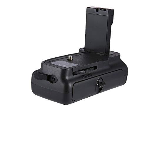 WEINANA Travor BG-2G Batteriegriff Vertikal Schwarz Batteriegriffhalter für Nikon MB-D10 für Nikon D5300 D5200 D5100