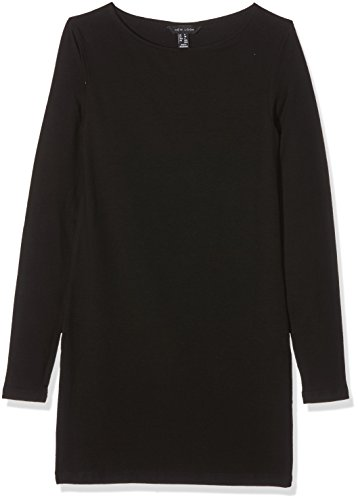 New Look Damen Langarmshirt Schwarz
