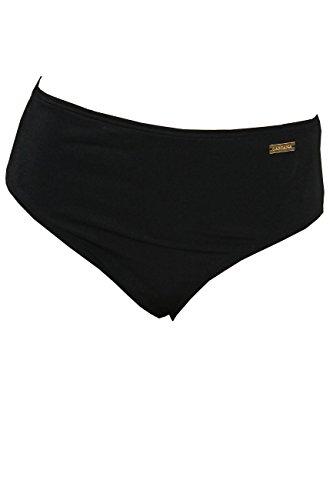 Lascana Damen Alm Bikini Hose schwarz 44