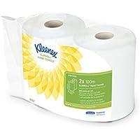 Kleenex, Carta asciugamani Slimroll in rotoli, 2 pz.