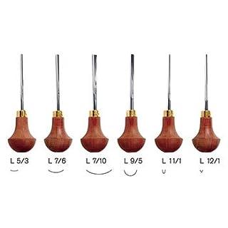 Pfeil B set of 6 tool of lino and block cutter