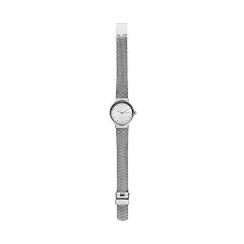 Skagen orologio analogico quarzo donna con cinturino in acciaio inox skw2715