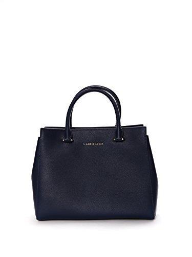 lancaster-paris-mujer-52711blue-azul-cuero-bolso-de-mano