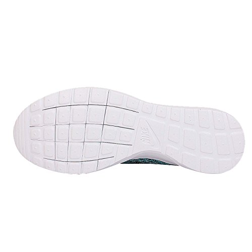 Nike Lunarglide 6, Chaussures de running homme black total orange hyper jade mineral teal 009