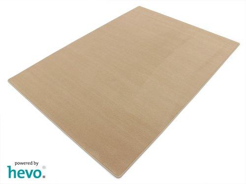 HEVO Romeo beige Teppich | Kinderteppich | Spielteppich 200x200 cm