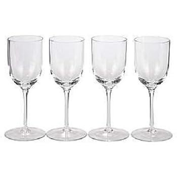 LSA International 190 ml Bar Port Glass, Clear (Pack of 4)