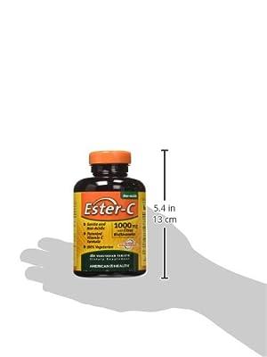 American Health Products - Ester C W/Citrus Bioflavonoids, 1000 Mg, 180 Veg Tablets by American Health Products