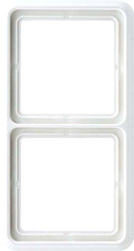Preisvergleich Produktbild Jung CD582WW Rahmen 2-fach