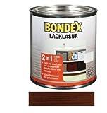 Bondex Lacklasur Palisander 0,375 l - 352576