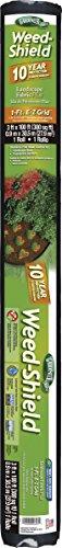 Dalen Produkte 30,48Meter weed-shield Landschaft Stoff letzten 10Jahre mit Spitze 0,3Meter E-Z Grid (Kiesel Tuch)