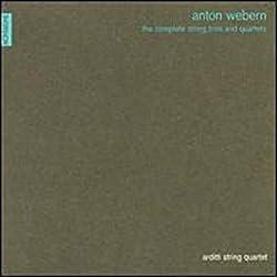 Arditti String Quartet Edition Vol. 8 (Webern)