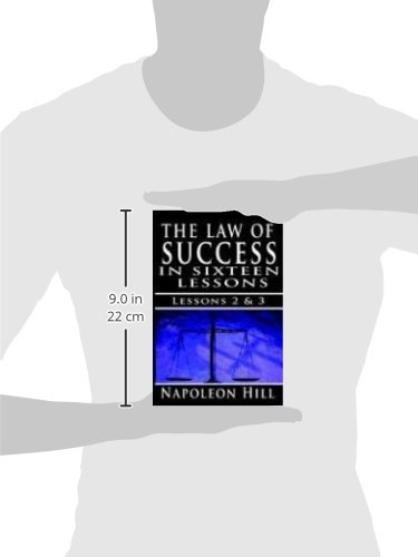 The Law of Success, Volume II & III: A Definite Chief Aim & Self Confidence: 2-3