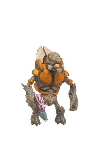McFarlane Toys Halo Reach Serie 2 – Grunt Minor Action Figur Orange (Halo-orange-action-figuren)