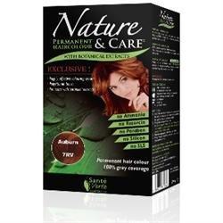 Sante Verte - Santé Verte Coloration Nature et Soin - Couleur : 7RV Auburn