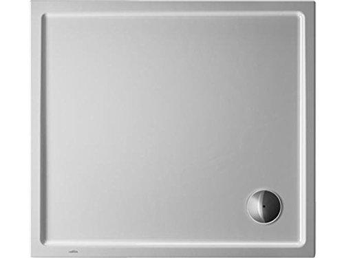 Duravit starck – Plato ducha 1000×800 slimline blanco