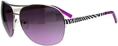 GUESS Gafas de Sol 0219F 64R04 (64 mm) Plateado