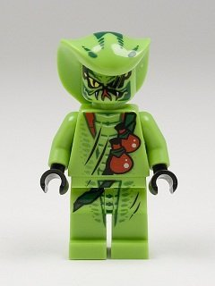 LEGO Ninjago: Lasha Minifigura