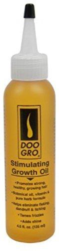 DOO GRO Stimulating Growth Oil, 4.5 oz by Doo Gro