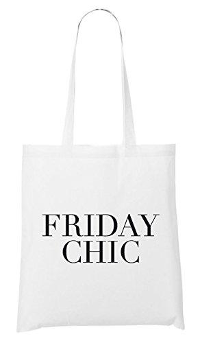 Friday Chic Sac Blanc