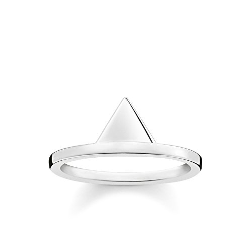 Thomas Sabo Damen-Ring Glam & Soul 925 Sterling Silber Gr. 56 (17.8) TR2126-001-12-56 (Sterling Silber Siegelring Männer)