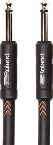 ROLAND 210100099 10ft/3m Instrument Kabel Straight/Straight 1/4 Zoll Jack