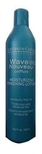 Soft Sheen-wave Nouveau (Softsheen Carson Wave Nouveau Moisturizing Finishing Lotion 500ml)