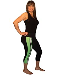 250182 High quality (1 piece Capri) 50% off Ladies fitness wear,ladies gym wear, ladies sports wear, ladies Pilates & yoga wear. Women fitness clothing,women gym clothing,women sports clothing,women Pilates & yoga clothing. £15.99 only