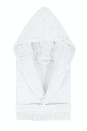Textiles Vertrauen Pure - Albornoz capucha mujer