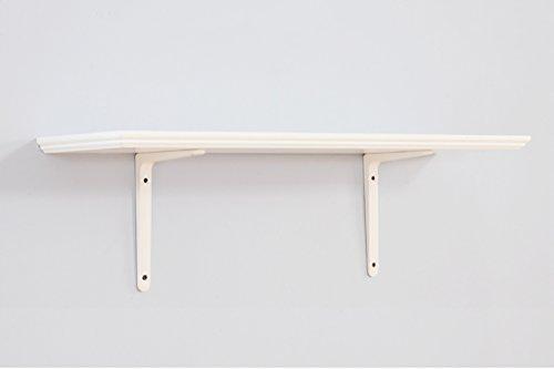 LHbg Dekorative Wand-Regale Wanddekoration Rahmen Massivholz Regale Regale Wand Hänge Bücherregal Set - Top Box Rahmen Wandregale Dekorative Rahmen Frame (Farbe : B, größe : 60 * 20 * 2cm) (Bücherregal Regal 3 Birke)