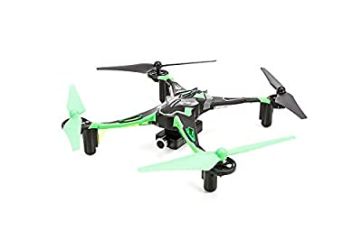 Green/Black Nine Eagles Galaxy Visitor 6 Quadcopter with Camera and FPV Functionality