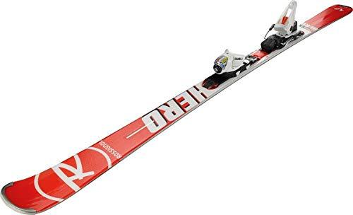 Rossignol Hero Elite SX Pro Carbon - Slalom Carving Ski + NX 12 Bindung - 17/18, Länge:156cm