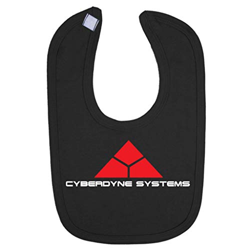 Terminator Cyberdyne Systems Baby And Toddler Bib