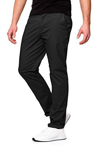 Selected Herren Chino Hose Chinos Herrenhose Classic Business (W32/L30 (Herstellergröße: 32), Phantom) Homme Casual Pants