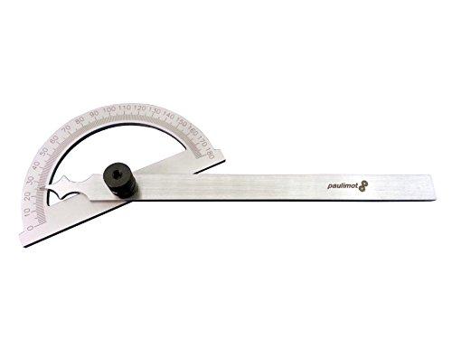 PAULIMOT Winkelmesser / Gradmesser 120 x 150 mm