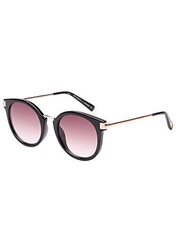Le Specs Damen Sonnenbrille Last Dance Black