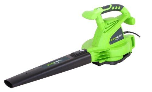 Greenworks Elektrisches Laubbläser 2800W - 24077 (Laubbläser Elektrisch)